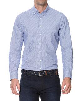 Bromley Sports Fit Shirt/Royal XS, ROYAL, hi-res
