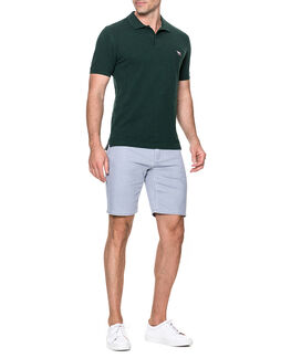 Calder Slim Fit Short/Steel 30, STEEL, hi-res