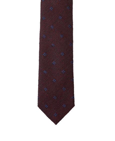 Berners Mews Tie, BERRY, hi-res