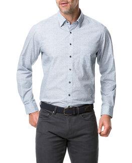 Double Hill Shirt/Powder Blue XS, POWDER BLUE, hi-res
