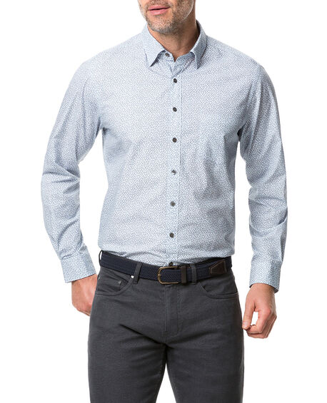 Double Hill Shirt, POWDER BLUE, hi-res