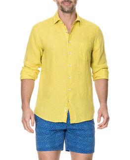 Harris Bay Sports Fit Shirt/Sunshine ME, SUNSHINE, hi-res
