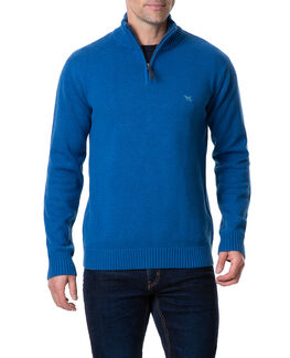 Merrick Bay Sweater, MARINE, hi-res
