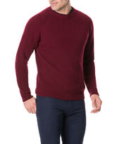The Shire Knit, BURGUNDY, hi-res