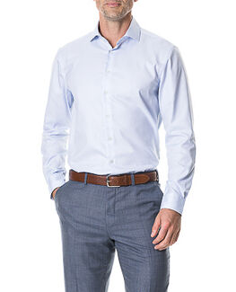 Covent Tailored Shirt/Sky XS, SKY, hi-res