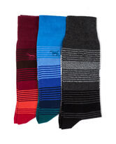 Pumpkin Hill Three Pack Sock, REEF, hi-res
