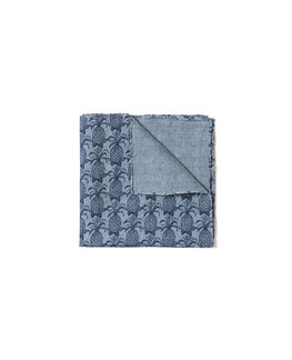 Field Lane Pocket Square/Ink 1, INK, hi-res