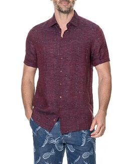 Saddleback Shirt/Port XS, PORT, hi-res