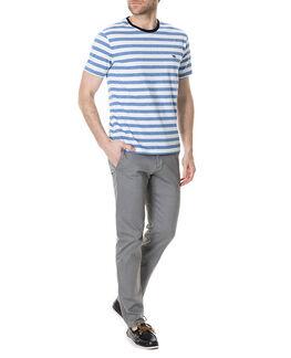 Garston T-Shirt /Royal XS, ROYAL, hi-res