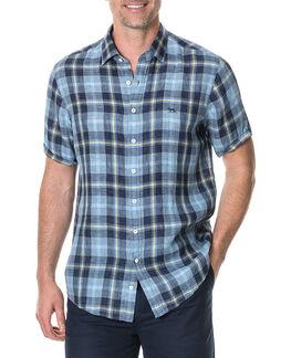 Berwick Forest Shirt/Stonewash XS, STONEWASH, hi-res