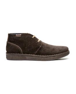 Ewington Ave Boot, CHOCOLATE, hi-res