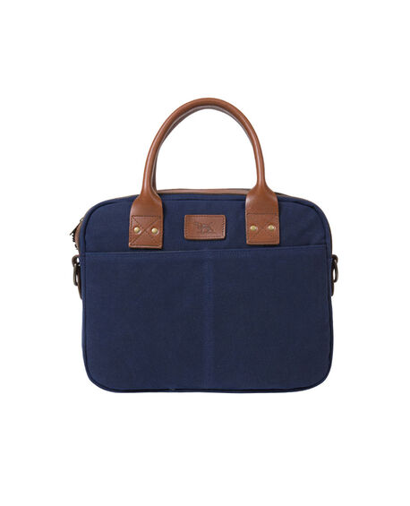 Belleville Canvas Briefcase, , hi-res