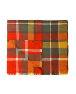 Goldfinch Street Scarf, FIRE, hi-res