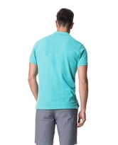 The Gunn Polo Personalised, AQUA, hi-res