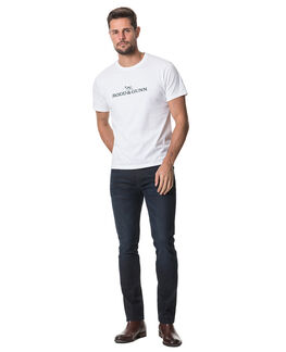 Mapleton Slim Fit Jean/Rl Denim 28, DENIM, hi-res