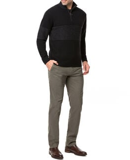 Harvey Road Knit/Onyx XS, ONYX, hi-res