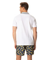 Ealing Sports Fit Polo, SNOW, hi-res