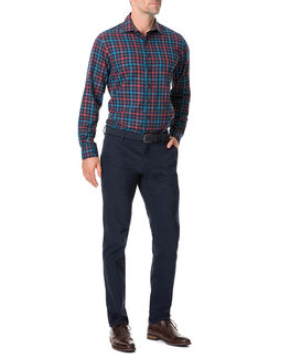 Stanaway Sports Fit Shirt/Bordeaux XS, BORDEAUX, hi-res