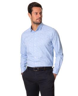 Zingonia Sports Fit Shirt/Cornflower XS, CORNFLOWER, hi-res