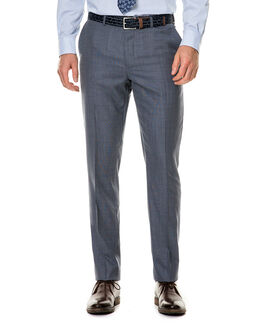 Basinghall Tailored Pant/Denim 30, DENIM, hi-res