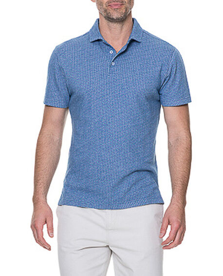 Thoms Bay Sports Fit Polo, , hi-res
