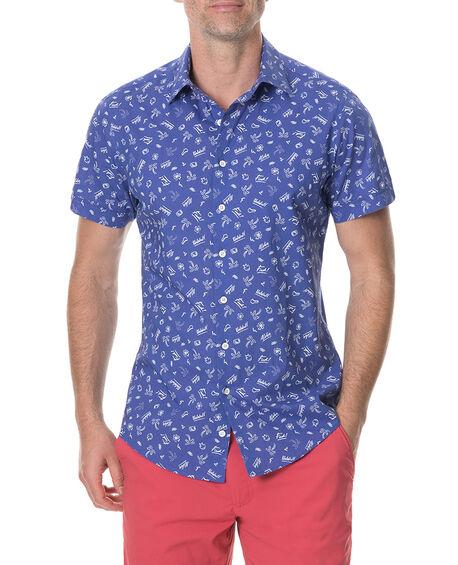 Wesley Sports Fit Shirt, , hi-res