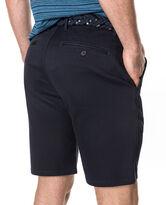 Royce Hill Slim Fit Short, NAVY, hi-res