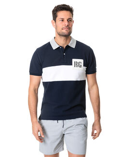 Murphy Road Sports Fit Polo, TRUE NAVY, hi-res