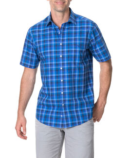 Riverina Shirt/Azure XS, AZURE, hi-res
