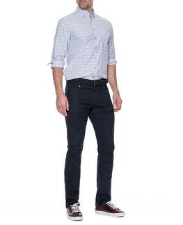Kingsbridge Sports Fit Shirt, BLUEBELL, hi-res