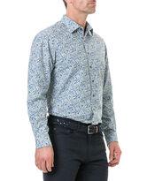 Blue Cliffs Shirt, CORNFLOWER, hi-res