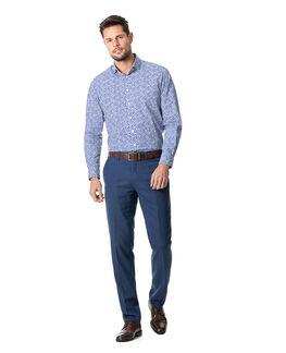 Esslin Sports Fit Shirt/Bluebell XS, BLUEBELL, hi-res