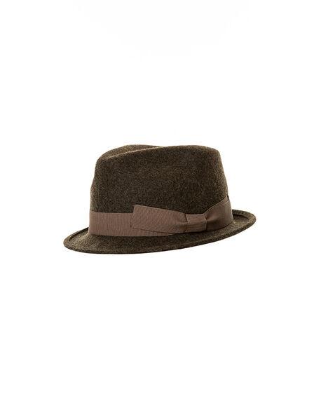 Sussex Terrace Hat, FOREST, hi-res