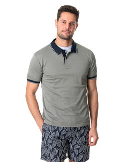 Leigh Sports Fit Polo/Taupe XS, TAUPE, hi-res