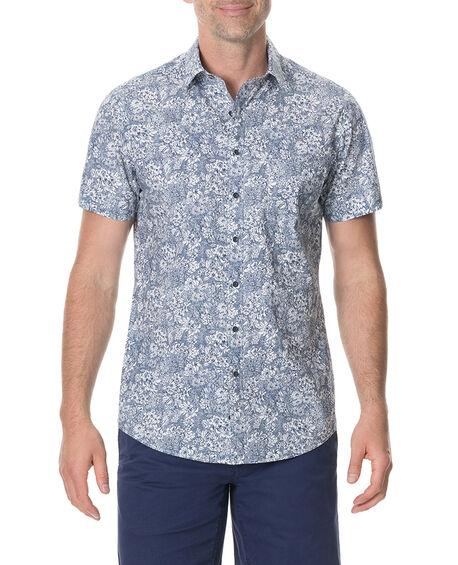 Braeburn Sports Fit Shirt, BLUEBELL, hi-res