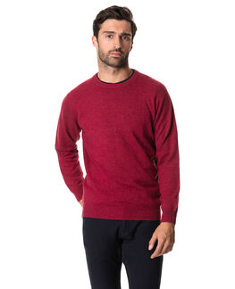 Queenstown Sweater, RASPBERRY, hi-res