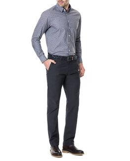 Armour Sports Fit Shirt/Bluestone XS, BLUESTONE, hi-res