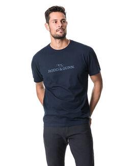 Logo T-Shirt , TRUE NAVY, hi-res