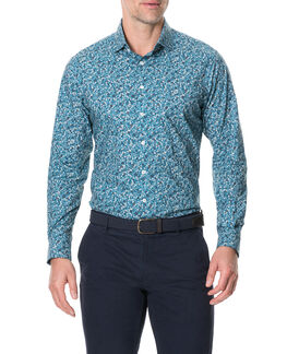 Dallington Sports Fit Shirt/Sapphire XS, SAPPHIRE, hi-res