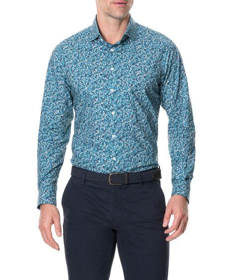 Dallington Sports Fit Shirt, SAPPHIRE, hi-res