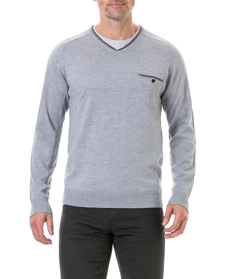 Goose Bay Sweater, ASH, hi-res