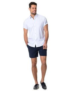 Hurford Sports Fit Shirt, SKY, hi-res