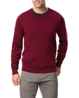 Albury Knit, SANGRIA, hi-res