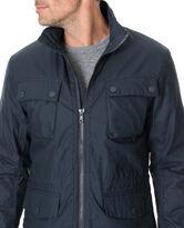 Leithfield 4 Oz Staywax Jacket, MIDNIGHT, hi-res