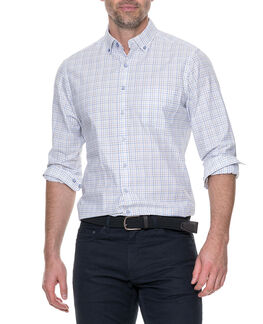Kingsbridge Sports Fit Shirt, NUTMEG, hi-res