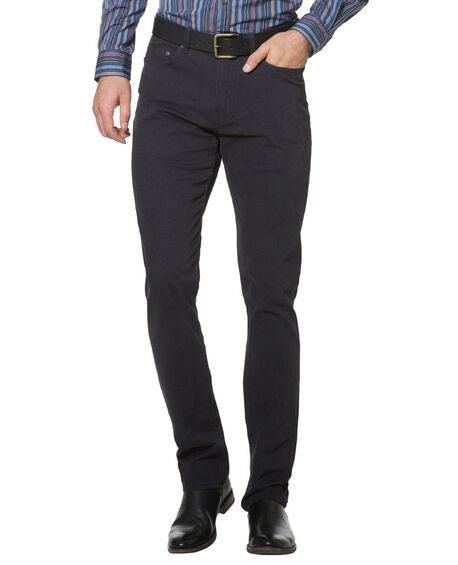 Wickman Straight Jean, NAVY, hi-res
