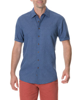 Murdoch Shirt/Marine XS, MARINE, hi-res