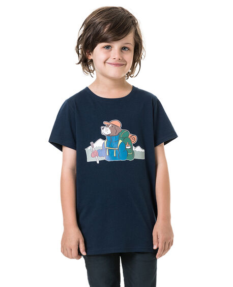 Boys Mount Stuart T-Shirt , , hi-res