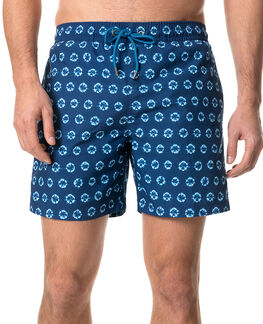Taupo Bay Swim Short, NAVY, hi-res