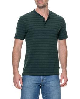 Burnham Sports Fit T-Shirt , EVERGREEN, hi-res